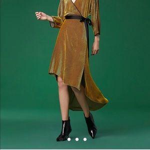 DVF ELLOISE wrap dress